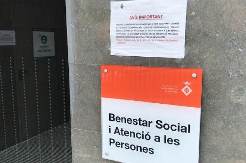 Serveis Socials ha lliurat ajuts per un import de 10.000 euros durant el confinament