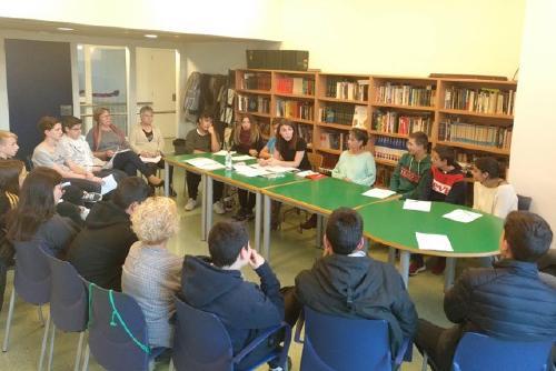 Avui comença el Servei Comunitari 'Impulsem la biblioteca del Casal Cívic'