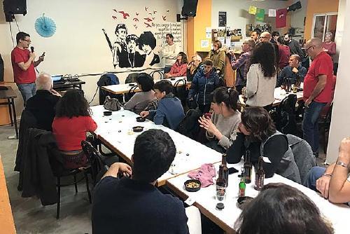 El Casal Popular Pit Roig celebra el tercer aniversari de la seva seu