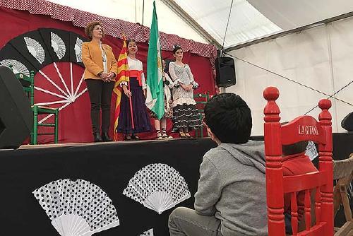 La Casa de Andalucía  celebrarà aquest diumenge el Dia d'Andalusia a la caseta de la Festa Major d'Hivern