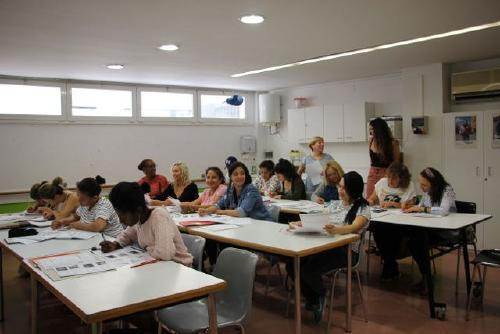 Nou curs de català per al servei de primera acollida