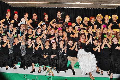 El Centro Cultural Andaluz celebra diumenge el Dia del Soci