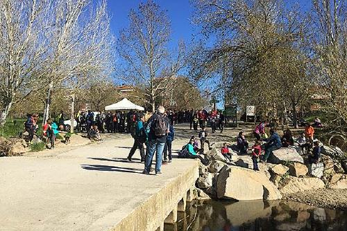 La 29a edició de la Caminada Santa Perpètua-Tibidabo registra 260 participants