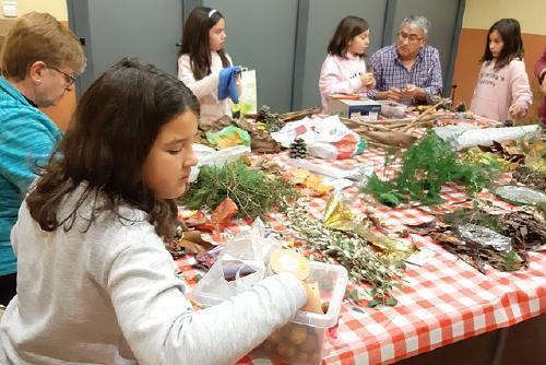 Més d'un centenar de persones ha participat als tallers de Nadal de la Xarxa de Centres Cívics