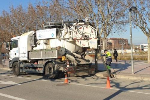 El Consorci Besòs Tordera ha inspeccionat el 90% del clavegueram del nucli urbà