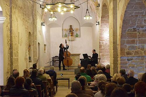 Més de 400 persones gaudeixen de la darrera edició del cicle de Concerts de Tardor
