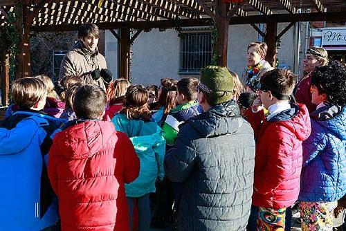 Més de 400 infants gaudiran del 'Coneguem Santa Perpètua'
