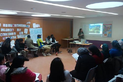 Convivència i Ciutadania organitza un curs sobre la societat catalana per a la nova ciutadania