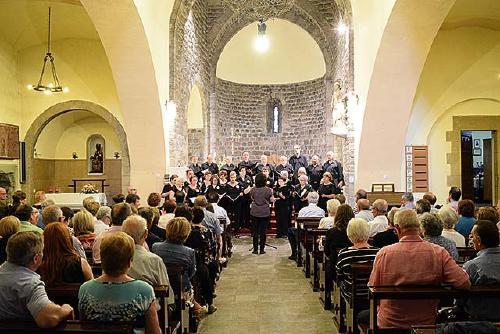 La Coral Renaixença ofereix diumenge el seu tradicional Concert de Nadal