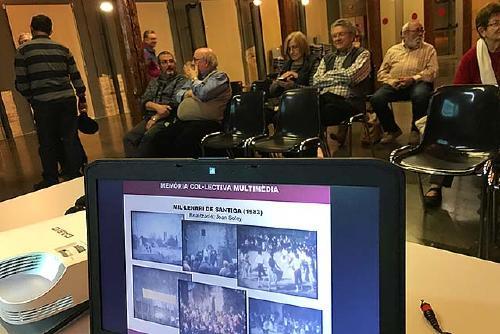 El CREM vol crear un arxiu audiovisual per conèixer millor la història local dels darrers anys