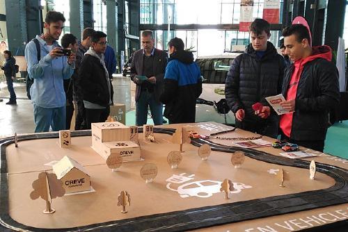 El CREVE participa a la primera Fira de la Mobilitat Sostenible del Vallès