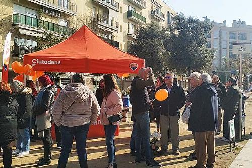 Ciutadans no participarà en l'acte institucional de la Diada