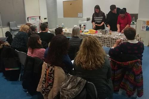 La Xarxa de Centres Cívics endega noves activitats durant aquest mes de gener