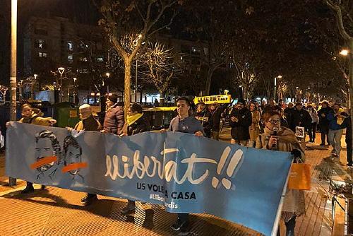 El CDR convoca avui una 'marxa sorollosa' coincidint amb els 27 mesos a presó del perpetuenc Jordi Cuixart