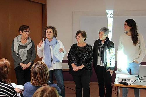 Comença la primera edició del curs per a persones cuidadores de malats d'Alzheimer i altres demències