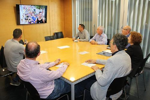 Lípidos Santiga i Vandermoortele patrocinen amb 13.000 euros la Cursa Popular i els cros escolars