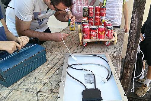 Dues escoles del municipi participaran a la tercera Cursa Solar del Vallès