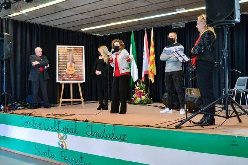 El Centro Cultural Andaluz organitza la segona conferència del cicle de música, cant i ball flamenc