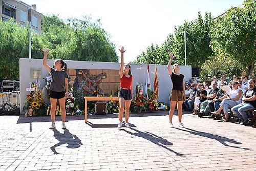 El parc dels Països Catalans acollirà l'acte institucional de la Diada