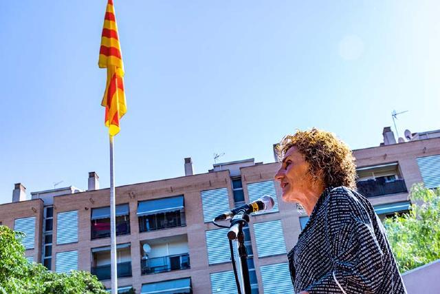 L'Ajuntament celebra una Diada Nacional adaptada a la pandèmia