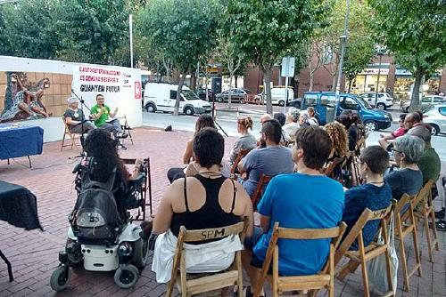 Endavant, ARRAN i la CUP commemoren la Diada Nacional de Catalunya