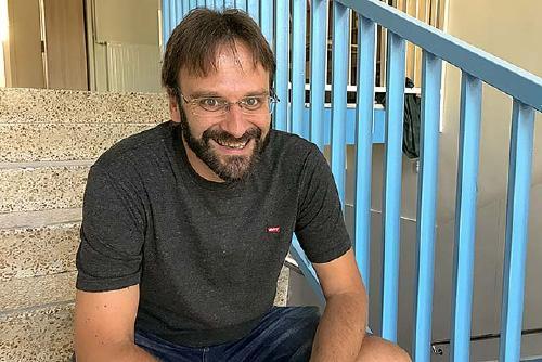 Robert Compta és el nou director de l'Escola Els Aigüerols