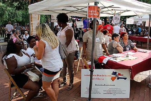 La nova Asociación Dominicana Sol y Lluvias es presenta aquest diumenge