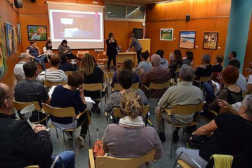 ERC debat sobre la igualtat de les dones en l'esport