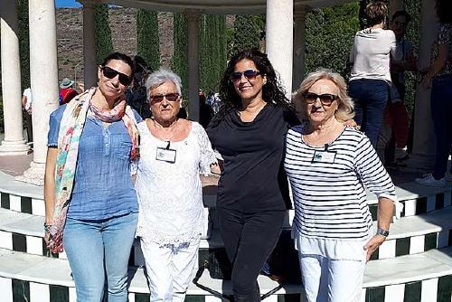 Tres agents locals han participat en una trobada de dones policies a Màlaga