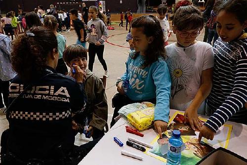 La Policia Local de Santa Perpètua ha celebrat avui la XII Festa de Cloenda d'Educació Viària