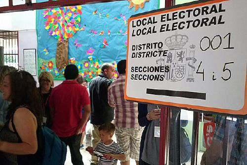 Un total de 18.400 persones convocades a les urnes aquest diumenge a Santa Perpètua