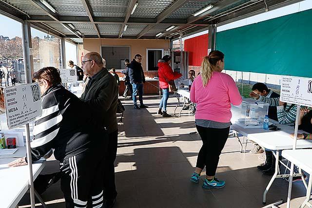 Ciutadans guanya les eleccions autonòmiques a Santa Perpètua amb el 34,5% dels vots
