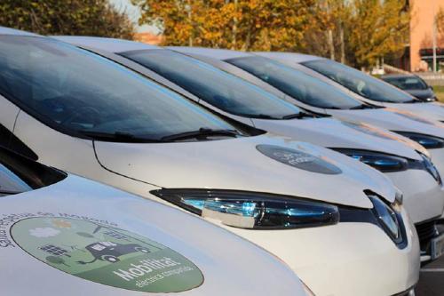 El vehicle elèctric compartit va realitzar l'any passat gairebé 15.000 quilòmetres