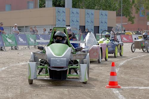 Nou equips participen en la sisena edició de l'ElectroCat