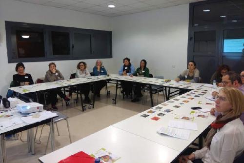 Una desena d'entitats locals reben formació sobre voluntariat
