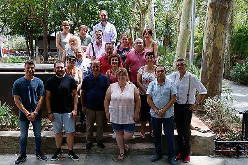 L'equip de govern ha valorat el mandat municipal en el seu equador