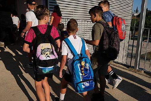 Comença un nou curs escolar amb més de 4.700 alumnes