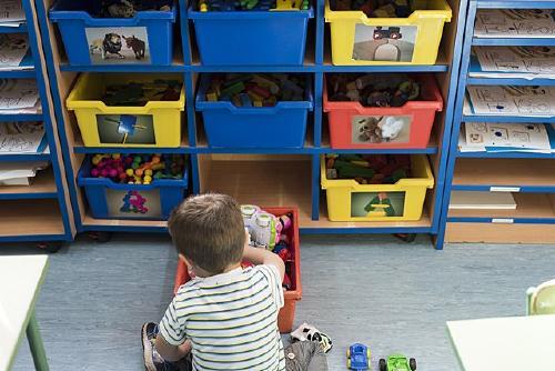 El 94,9% de les famílies han inscrit els infants a P3 a escoles de la ciutat