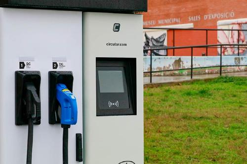 L'Ajuntament instal·larà set nous punts de recàrrega per a vehicles elèctrics