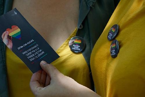 Igualtat commemora el Dia Internacional de l'orgull LGTBI