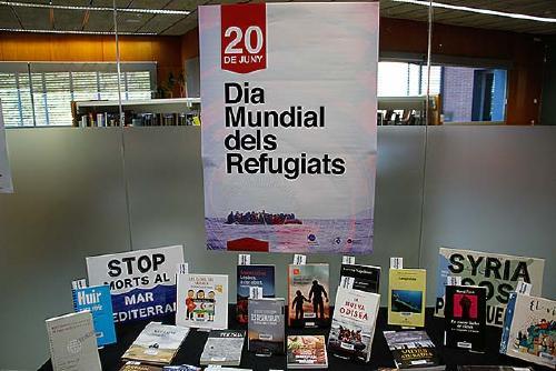 Santa Perpètua commemora el Dia Mundial dels Refugiats