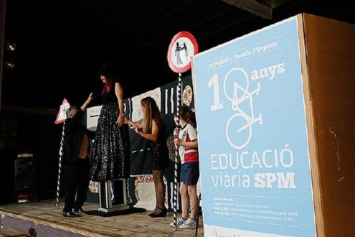 Nova edició de la Festa de Cloenda de l'Educació Viària