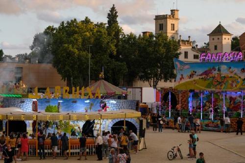 La Fira d'atraccions d'aquesta Festa Major d'Hivern tindrà un horari sense música