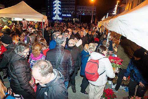 Oberta la convocatòria fins al 16 de novembre per participar a la Fira de Nadal