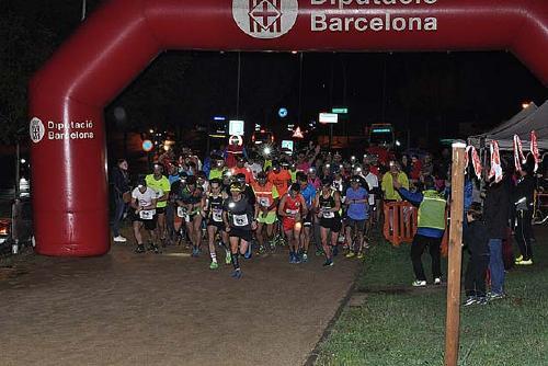 Aquest dissabte es corre la cinquena Night Trail que organitza el Club de Fondistes Fem Força