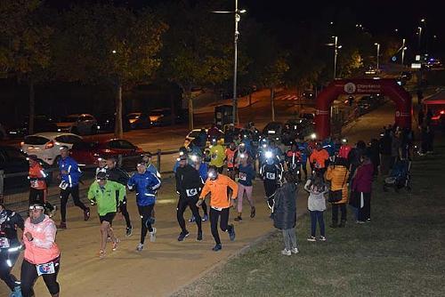 La Night Trail dels Fondistes registra la participació de 127 atletes