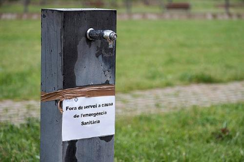 L'Ajuntament tanca totes les fonts de Santa Perpètua per prevenció