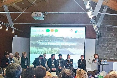 L'alcaldessa presenta el programa del vehicle elèctric en els 10 anys del Pacte pel Clima i l'Energia