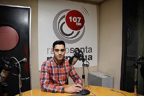 'Found You' , a Ràdio Santa Perpètua, celebra els 200 programes amb una sessió
