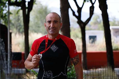 Francisco Moreno va córrer l'Andorra Ultratrail Vallnord, una cursa de muntanya de 170 quilòmetres.